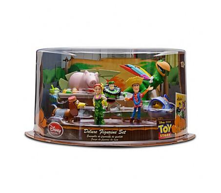 Игровой набор Toy Story Deluxe Hawaii setИстория игрушек (Toy Story)