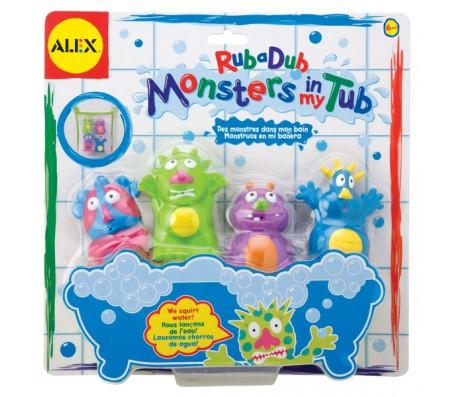 Игрушка для ванны МонстрыДля купания
