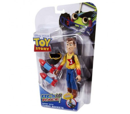 Игрушка Вуди Woody Rockets RaceИстория игрушек (Toy Story)