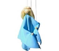 Игрушка забава Кукла Фея синяя