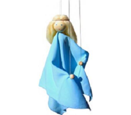 Игрушка забава Кукла Фея синяяИгрушки забавы
