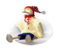 Игрушка забава Перчаточная кукла Буратино