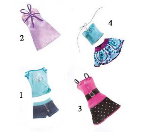 Как сшить одежду для кукол барби своими руками без швейной машинки
