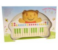 Игрушки Potex - Пианола мишка 25 кл.