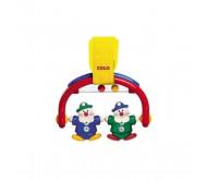 Игрушки Tolo toys - Погремушка на кроватку Клоуны
