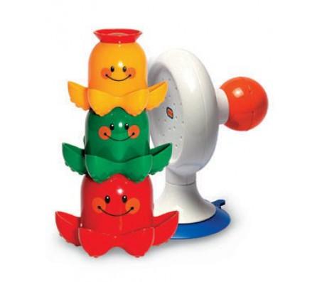 Игрушки Tolo Toys - Веселые осьминожки для ванны.Для купания
