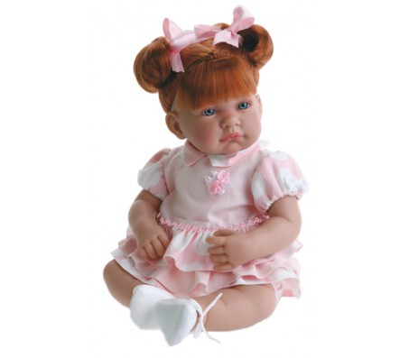 Инес в розовом, говорящаяГоворящие куклы