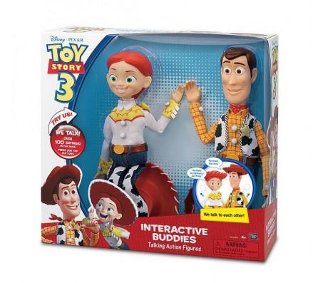 Интерактивные Джесси и ВудиИстория игрушек (Toy Story)