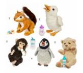 Интерактивные игрушки Hasbro - Новорожденные (в ассортименте)