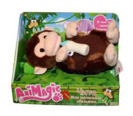 Интерактивные игрушки  Vivid Чита - Моя маленькая обезьянкаИнтерактивные игрушки животные