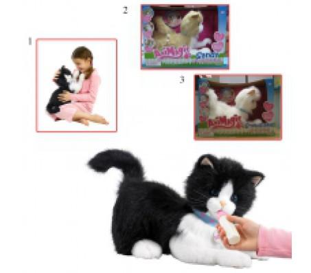 Интерактивный Китти Vivid Моя ласковая кошечкаИнтерактивные игрушки животные