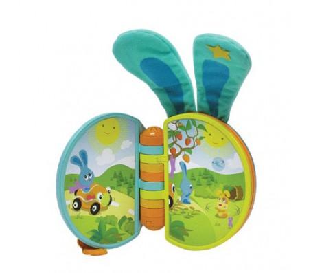 Книжечка Бани OupasИнтерактивные игрушки для малышей