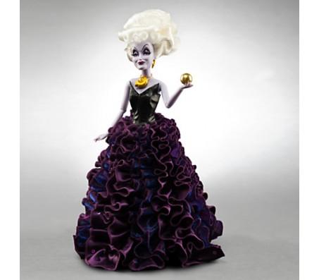 Коллекция злодеев УрсулаКуклы принцессы Диснея (Disney Princess)