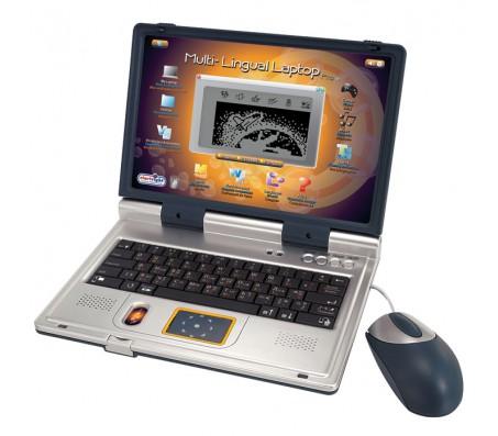 Компьютер детский 3 языка 230 заданийДетские компьютеры для детей