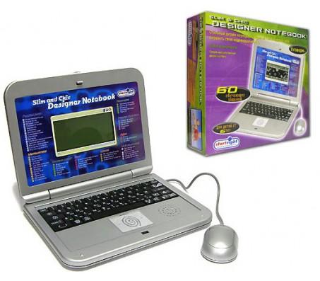 Компьютер детский 60 заданийДетские компьютеры для детей