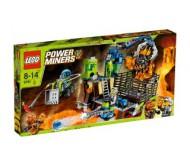 Конструктор Lego Power Miners Тюрьма Лаватрас  54x29x8 см