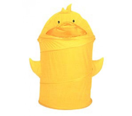 Контейнер желтый утенокКонтейнеры для игрушек