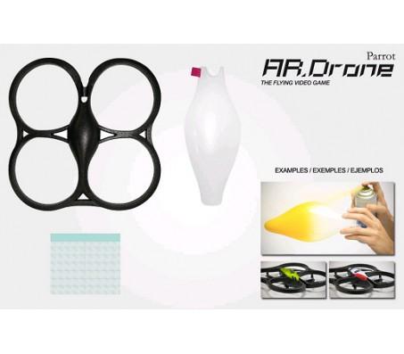 Корпус AR Drone ParrotAR Drone 2.0 запчасти и аксессуары