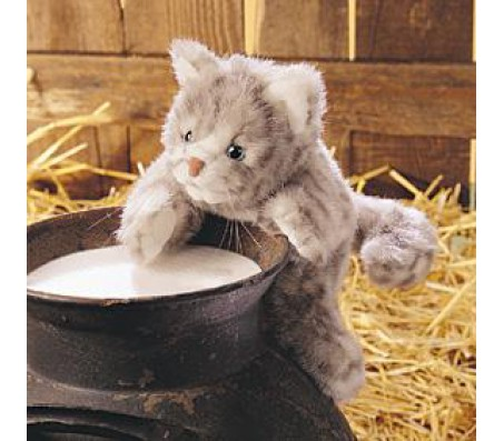 Котенок Табби, 23 смМарионетки (перчаточные куклы)