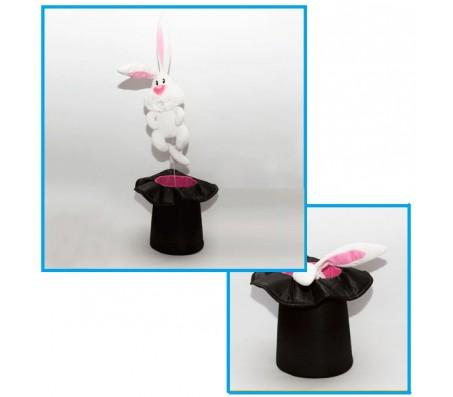 Кролик фокусникКролики, зайчики, котики