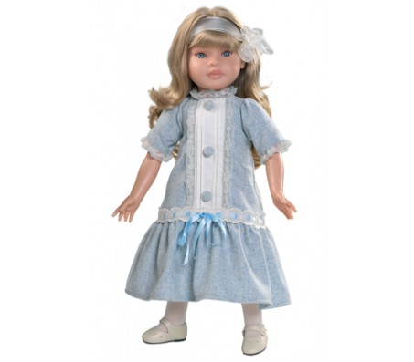 Кукла Альма, 58 см Paola-ReinaКуклы мягконабивные
