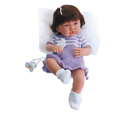 Кукла Аманда в сиреневомКуклы пупсы