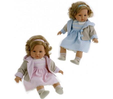 Кукла Анита блондинка в розовом, говорящаяГоворящие куклы