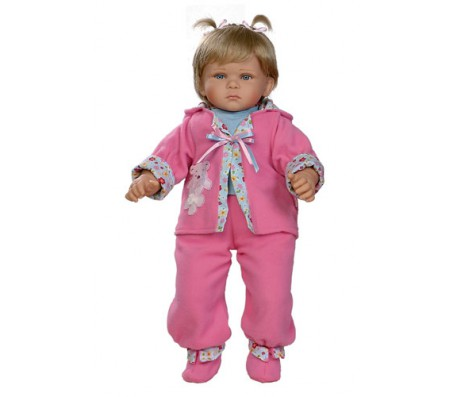 Кукла Барбара, 55 смКуклы мягконабивные