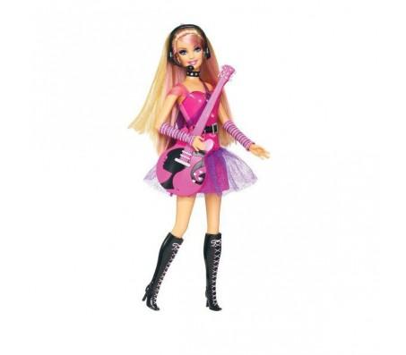 Кукла Barbie Я могу стать рок звездаКуклы Барби (Barbie)