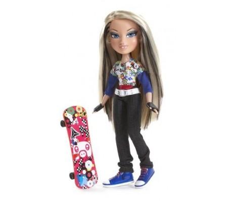Кукла Bratz Хлоя и скейтКуклы Братц (Bratz)
