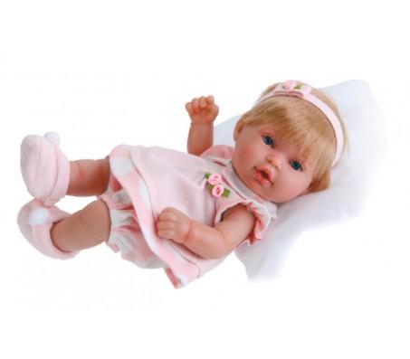 Кукла Бруна в розовомКуклы пупсы