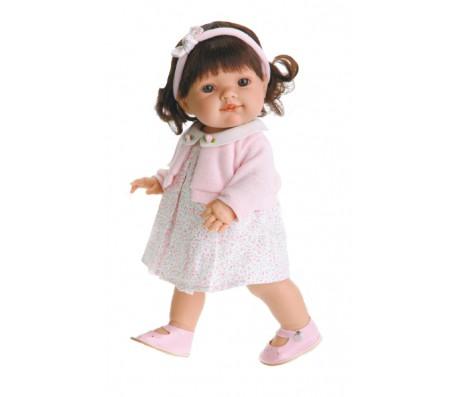 Кукла Франциска в розовомКуклы пупсы