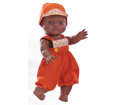 Кукла Горди мальчик мулат 34 смКуклы мягконабивные