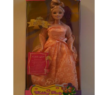 Кукла Лиза 33 смКуклы взрослые