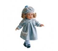 Кукла Лула в голубом