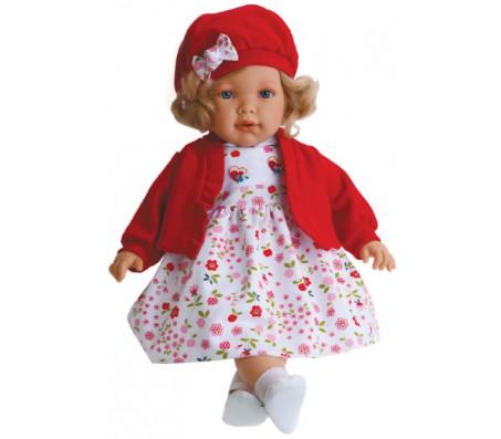 Кукла Лула в красном, озвуч.,Говорящие куклы
