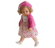 Кукла Лула в ярко-розовом, озвученная