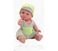 Кукла мальчик в кепке Paola Reina