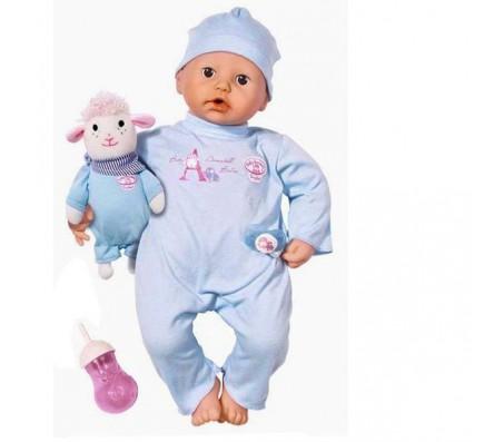 Кукла мальчик Zapf Creation Baby Annabell 46 смКуклы Baby Annabell