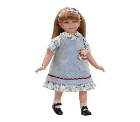 Кукла Мариса, 47 см Paola-ReinaКуклы мягконабивные