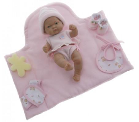 Кукла-младенец (девочка) Дани в розовомКуклы пупсы