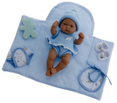 Кукла-младенец (мальчик) Дани в голубомКуклы пупсы