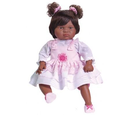 Кукла Нина, 50 см Паола-РейнаКуклы мягконабивные
