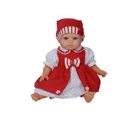 Кукла Paola Reina в сарафанеКуклы мягконабивные