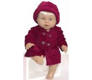 Кукла Пауль в пальто