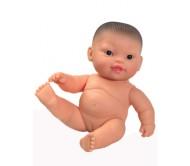 Кукла пупс девочка азиатка 22см