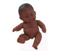 Кукла пупс мальчик мулат 22см