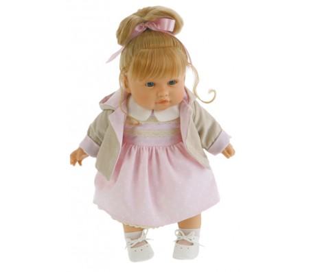 Кукла Вероника в розовом (Munecas Antonio Juan)Говорящие куклы