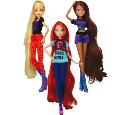 Кукла Винкс Магия красоты в ассортиментеКуклы Винкс (Winx)