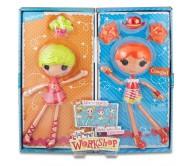 Куклы Ballerina и Cowgirl Lalaloopsy